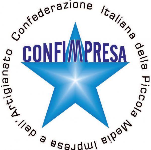 Logo CONFIMPRESA ROMA